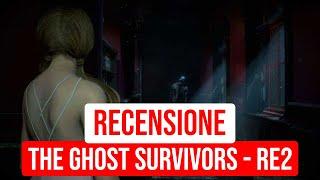 The Ghost Survivors recensione   Il DLC gratuito di Resident Evil 2