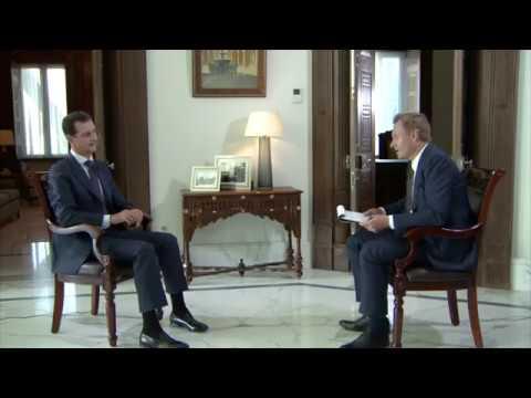 Assad smashes journalist with facts in Interview, Oct 6 مقابلة الرئيس الأسد مع قناة TV2 الدانماركية