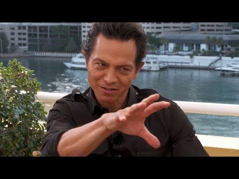 Thumbnail: Benjamin Bratt On Seducing Olivia Munn- Ride Along 2 Interview