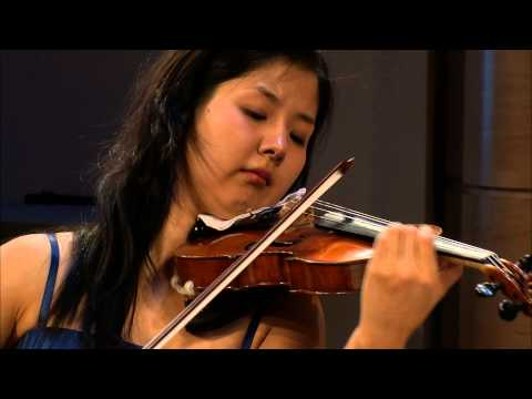 Beethoven String Quartet No. 8 in E minor,  Op. 59, No. 2 - Cecilia String Quartet