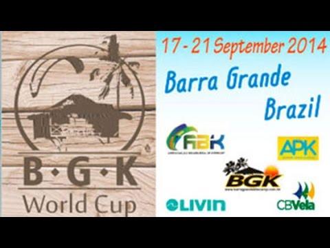 LIVESTREAM - PKRA Brazil 2014 Double Eliminations Start