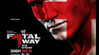 WWE Fatal 4 Way 2010 Official Theme song(Toby Mac - Showstopper) + Download Link+Results