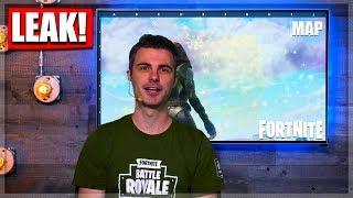 Endlich! Neue Season7 MAP Weihnachten & Sturm Update LEAK Trailer|| Fortnite Battle Royale deutsch