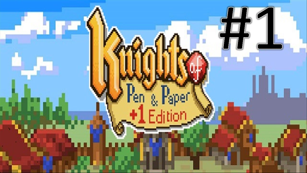 Knights of Pen and Paper +1 Deluxier Edition (🇯🇵 7.98 ...