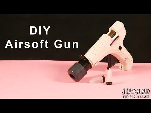 How to Make Airsoft Gun