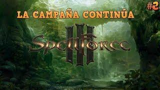SPELLFORCE 3 - CAMPAÑA con TAHAR - #2 - gameplay español