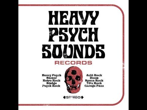 VA - Heavy Psych Sounds Sampler (2016) Full Album