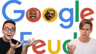 HARRY POTTER RAGE! - Google Feud - Part 2