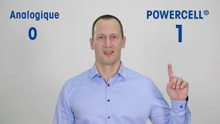 METTLER TOLEDO modules de pesage PowerMount qui intègrent la technologie POWERCELL® - fr