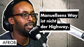 AFROB Interview:  Diskriminierung im Deutschrap, Manuellsens Kritik, Mero und Soufian