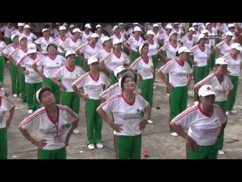 The duc duong sinh khoe vi nuoc TP Bac ninh