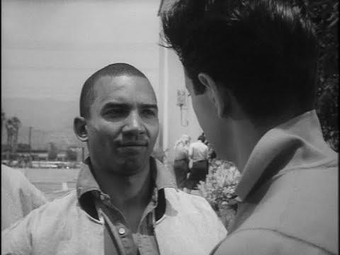 Preview Clip: The Black Rebels (1960, starring Al Freeman Jr., Rita Moreno, Mark Damon)