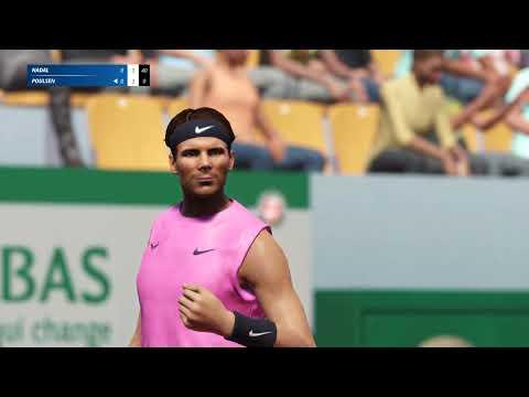 Tennis World Tour 2 - Gameplay (PC)  