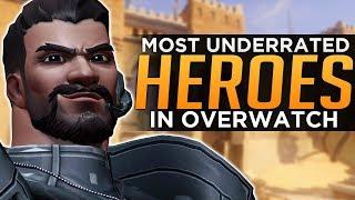 Overwatch: 3 Most Underrated Heroes in Season 12!
