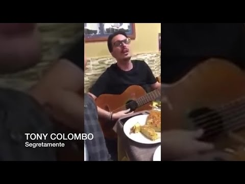 Tony Colombo - Segretamente - Live