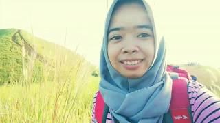 Download Mp3 Keindahan Bukit Telang Pelaihari Kalsel..dengan Sunrise Dan Rumput Ilalang Kehij