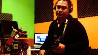 Kaulah Segalanya-Ruth Sahanaya Saxophone Cover