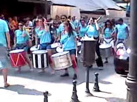 Μουσικό σύνολο κρουστών Paranaue στη Δράμα (18-9-2011)