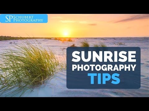 5 Sunrise Photography Tips That Will Improve Your Landscape Photos Today