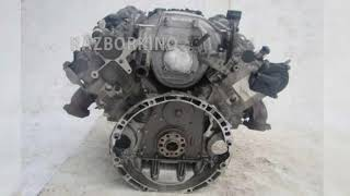 Двигун Mercedes W164 ML M272967