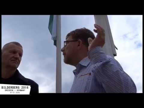 Interview Tony Gosling - Bilderberg meetings 2016 - who rules the world ?