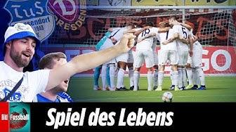 Spiel des Lebens - Mit Dassendorf zum DFB-Pokal gegen Dresden