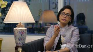 View from IMF: Interview with Sri Mulyani Indrawati, finance minister, Indonesia
