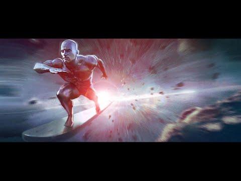 Spider-Man Far From Home Silver Surfer Scene Easter Eggs Breakdown