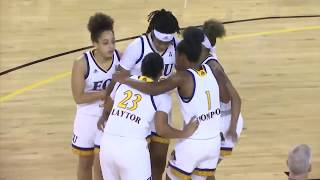 ECU WBB Highlights vs UCONN 012520