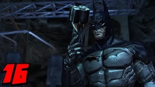 Batman Arkham Asylum Let's Play Part 16 Most Useless Gadget Ever