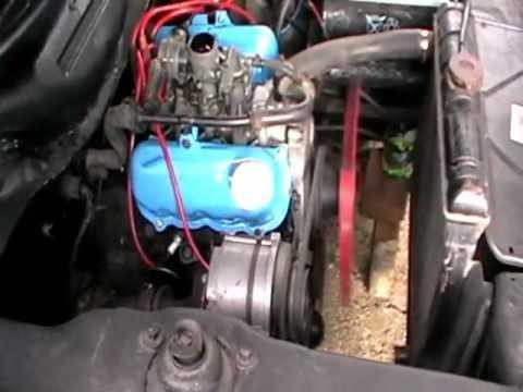 Ford Capri MK1 1.5 V4