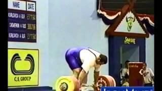Андрей Чемеркин.262.5 МИРОВОЙ РЕКОРД