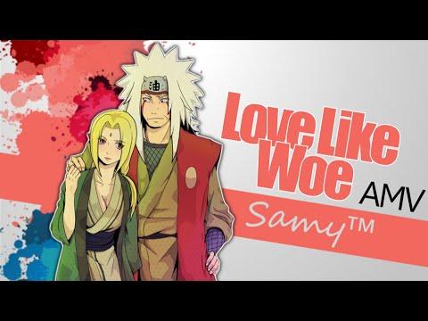 [Naruto Couple] ~ Jiraiya x Tsunade ♥