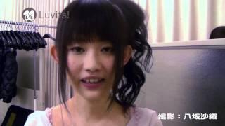 舞台裏で八坂さんがカメラを持って メンバーを撮影した動画です☆ ぴの可...