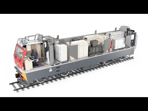 hqdefault Электронный учебный комплекс «Устройство и основы эксплуатации электровозов нового поколения 2ЭС10 «Гранит»