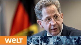 FAKE NEWS-BEHAUPTUNG: Verfassungsschutzchef Maaßen unter Beschuss
