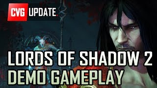 Castlevania: Lords of Shadow 2 Demo Gameplay