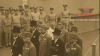 Merinding !! Video Asli Detik Detik Jepang Menyerah Kepada Sekutu 1945 Full Colo
