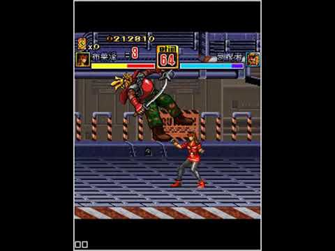 Streets of Rage/Bare Knuckle Mobile - All Bosses