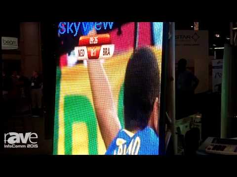 InfoComm 2015: SkyView Shows PhotoElectric Digital Signage