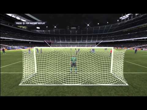 Papa y Ponchera vs FC Barcelona/ SuperCopa Mundial- Mundialito de Clubes