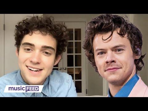 Harry Styles & Joshua Bassett's Future Plans REVEALED! - EXCLUSIVE!