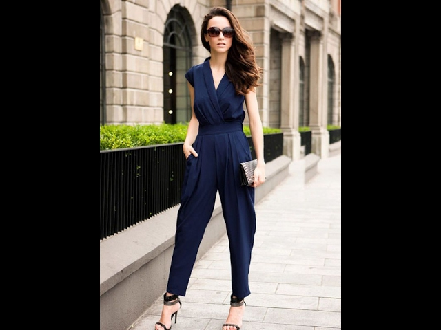 afc0cd91ad05 Quintessential Linen Jumpsuits For Women This Summer - Women Fitness  Magazine