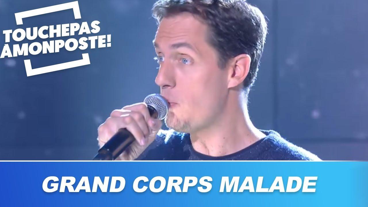 Grand Corps Malade - La syllabe au rebond (Live @TPMP)