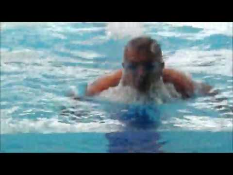 Nissim's 1000 Meter Butterfly Swim