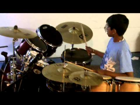 I'm loving you tonight Drum Cover by Subhash Ramesh - I'm loving you tonight Drum Cover