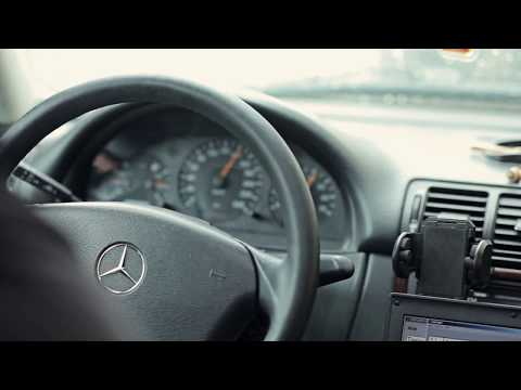 Диагностика автомобиля Mercedes Benz W163 ML350 2003 год сканером star diagnosis c3 полная версия
