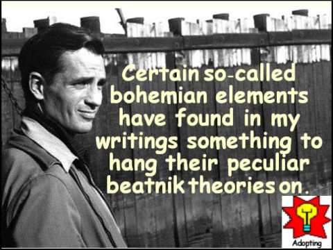 Creative Quotations from Jack Kerouac for Mar 12