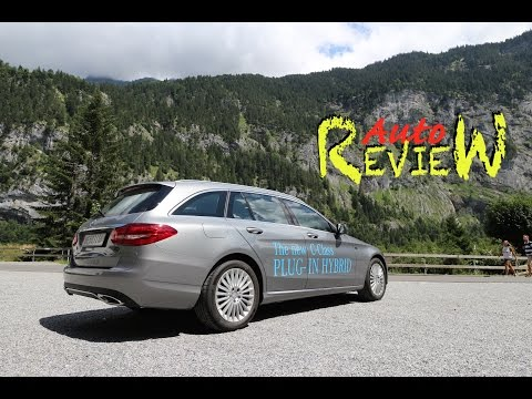 2016 Mercedes-Benz C350e Plug-in Hybrid - AutoReview - Switzerland (Episode 54) [ENG]