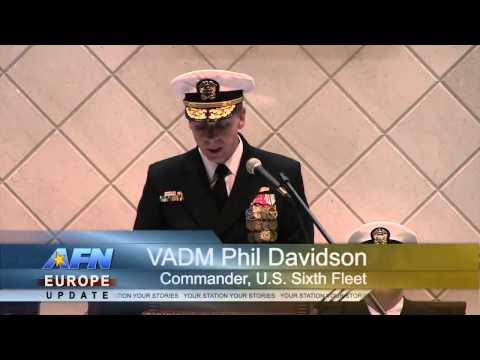 Destroyer Squadron SIXTY, Change of Command